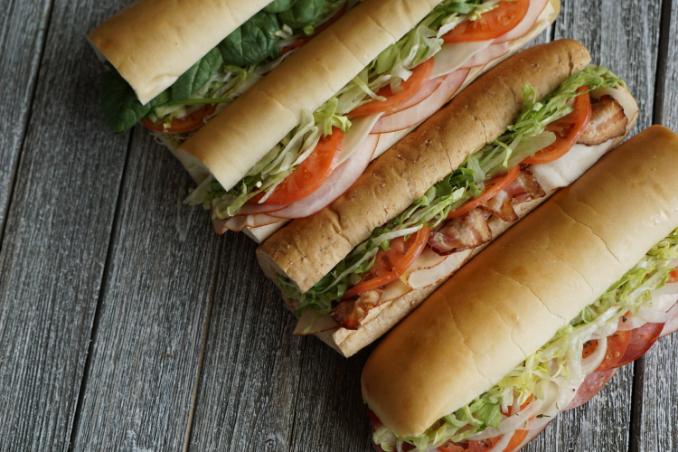 Milios Sandwiches