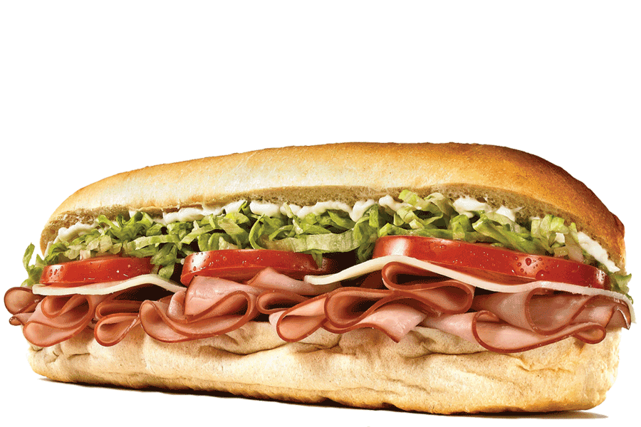 graphic relating to Printable Subway Menu identified as Our Sub Menu - Its the Bread Milios Sandwiches