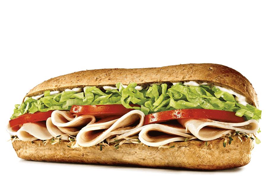 Milios Pilgrim's Pride Sandwich