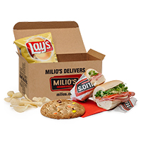 Milio's Sandwiches Box Lunch