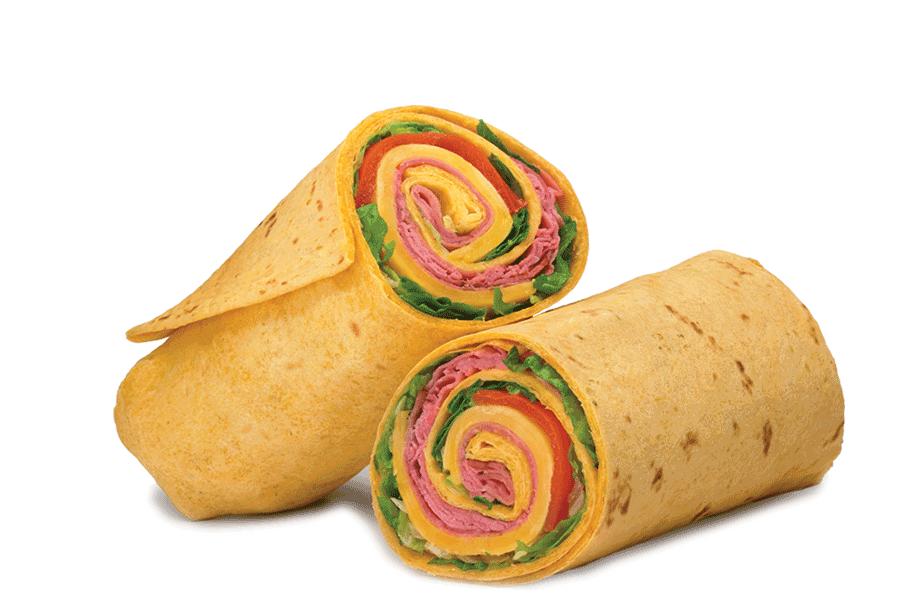 Jalapeno Cheddar Wrap