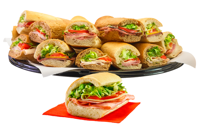 Milio's Catering Sandwich Platter