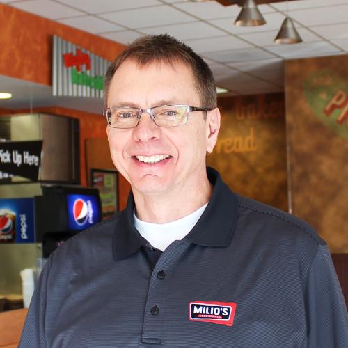Gerard Helminski, Director of Food & Franchise