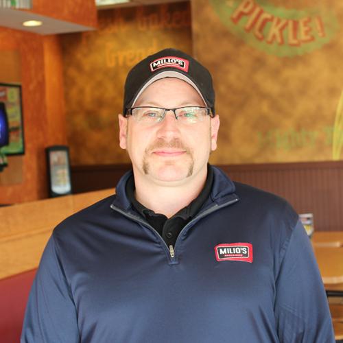 Joe Geoffrion, Director of Operations