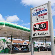 Milio's Convenience Store Location