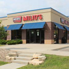 Milio's End Cap/In-line Store