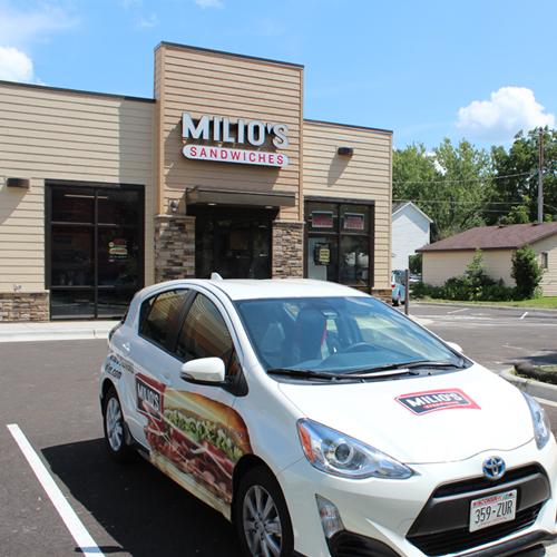 Milio's Sauk Prairie Store