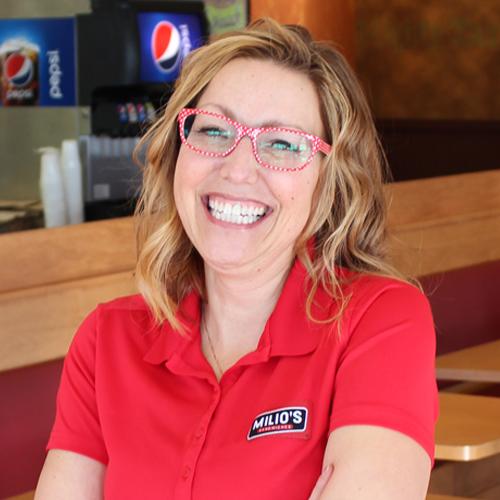 Cassie Geoffrion, Training and Development Manager
