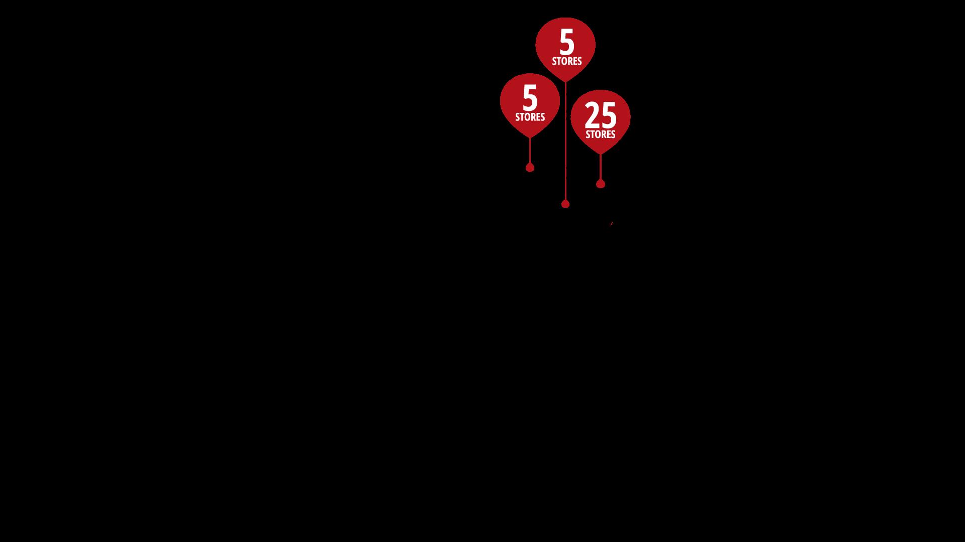 Milio's Franchise Locations