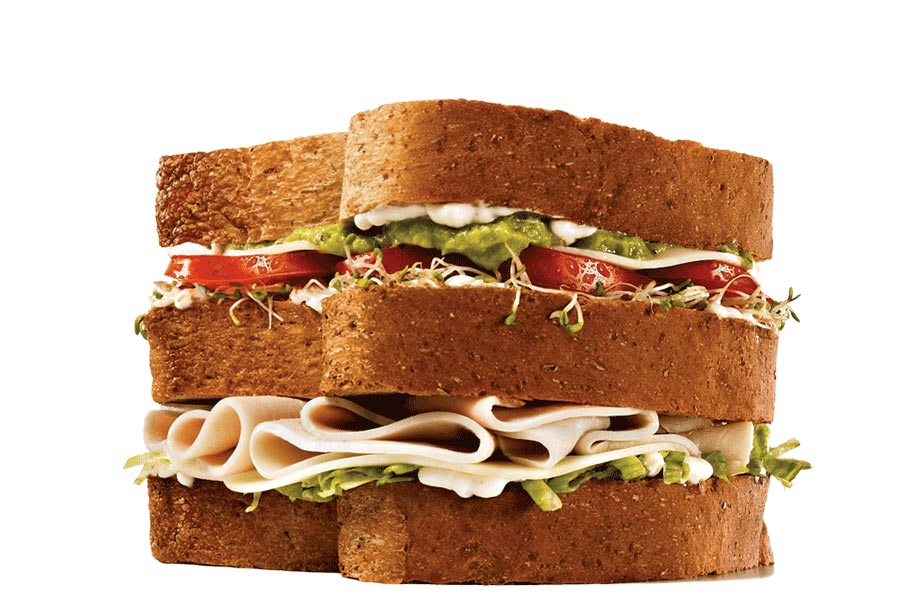 Sandwich Style Wheat Bread