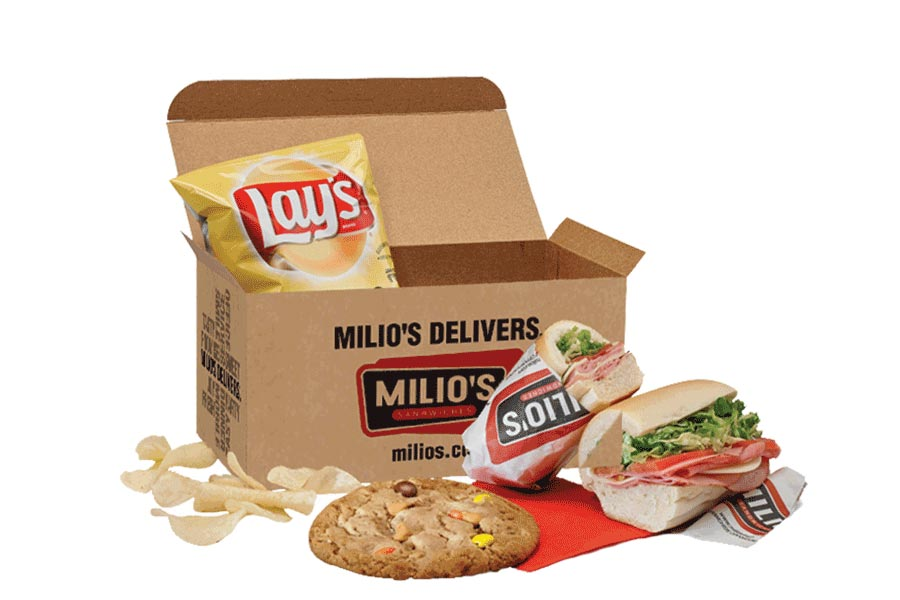 Milio's Catering Box Lunch