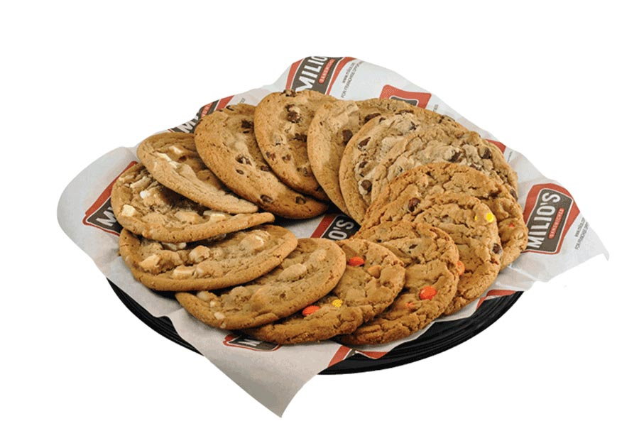Milio's Catering Cookie Platter