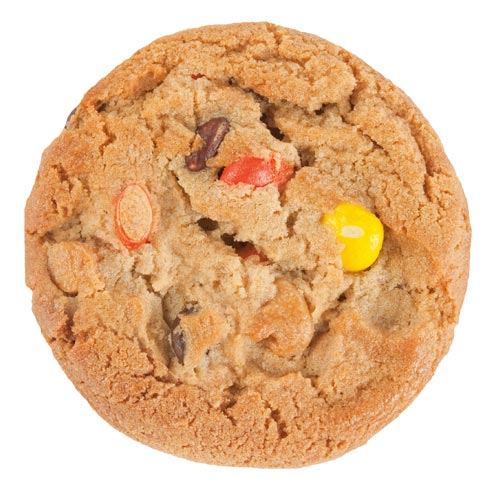 Reese's Pieces Cookie