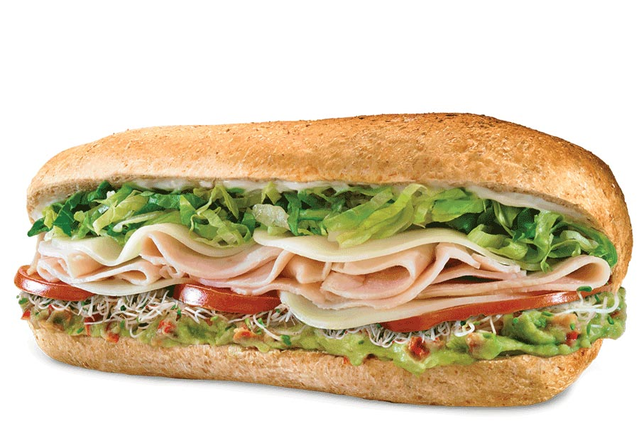 The Californian Sandwich