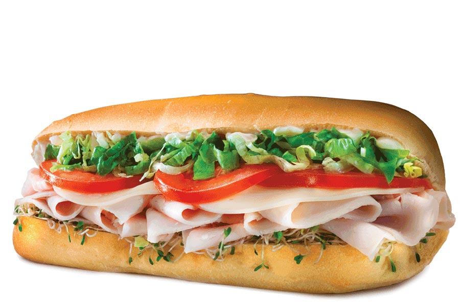 Turkey Classic Sandwich