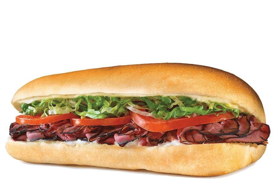 Texas Longhorn Sandwich