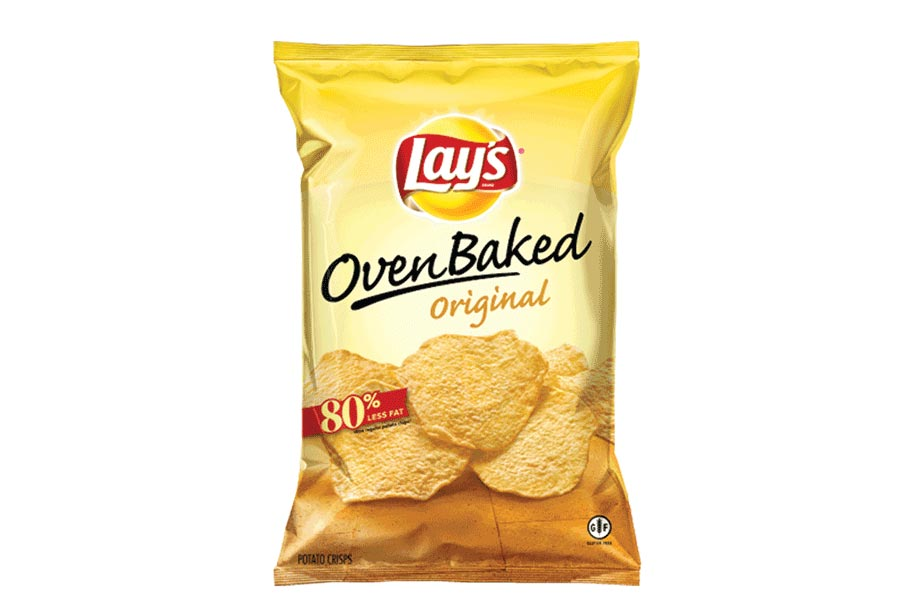 Lay's Oven Baked Original Potato Chips