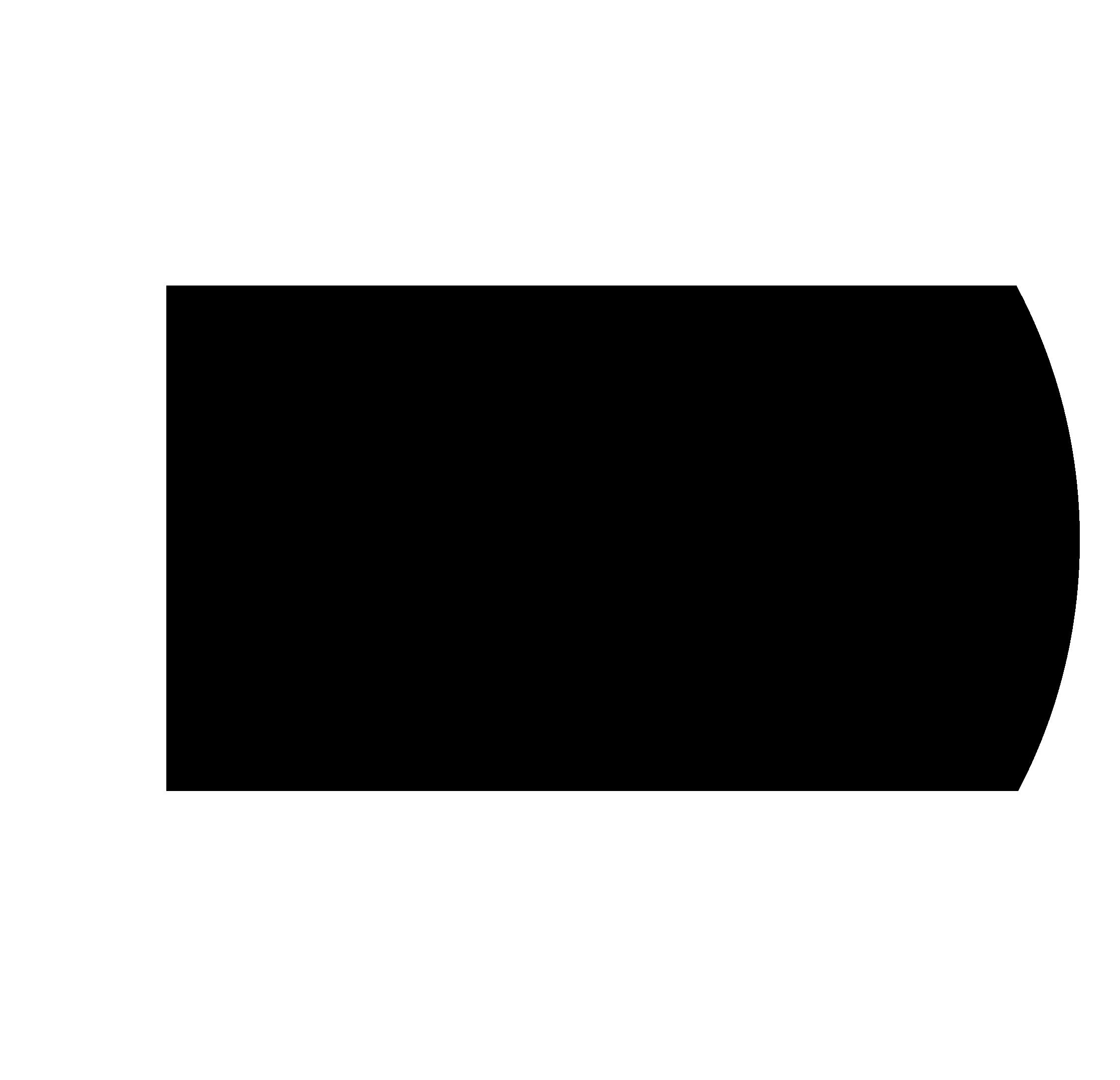 black shape background