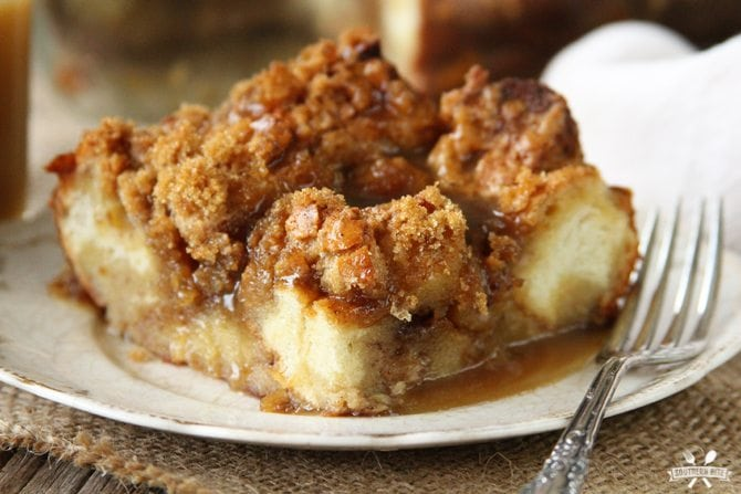 The Best Darn Bread Pudding