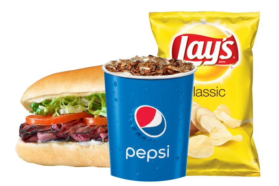 #2 Texas Longhorn Snack-wich