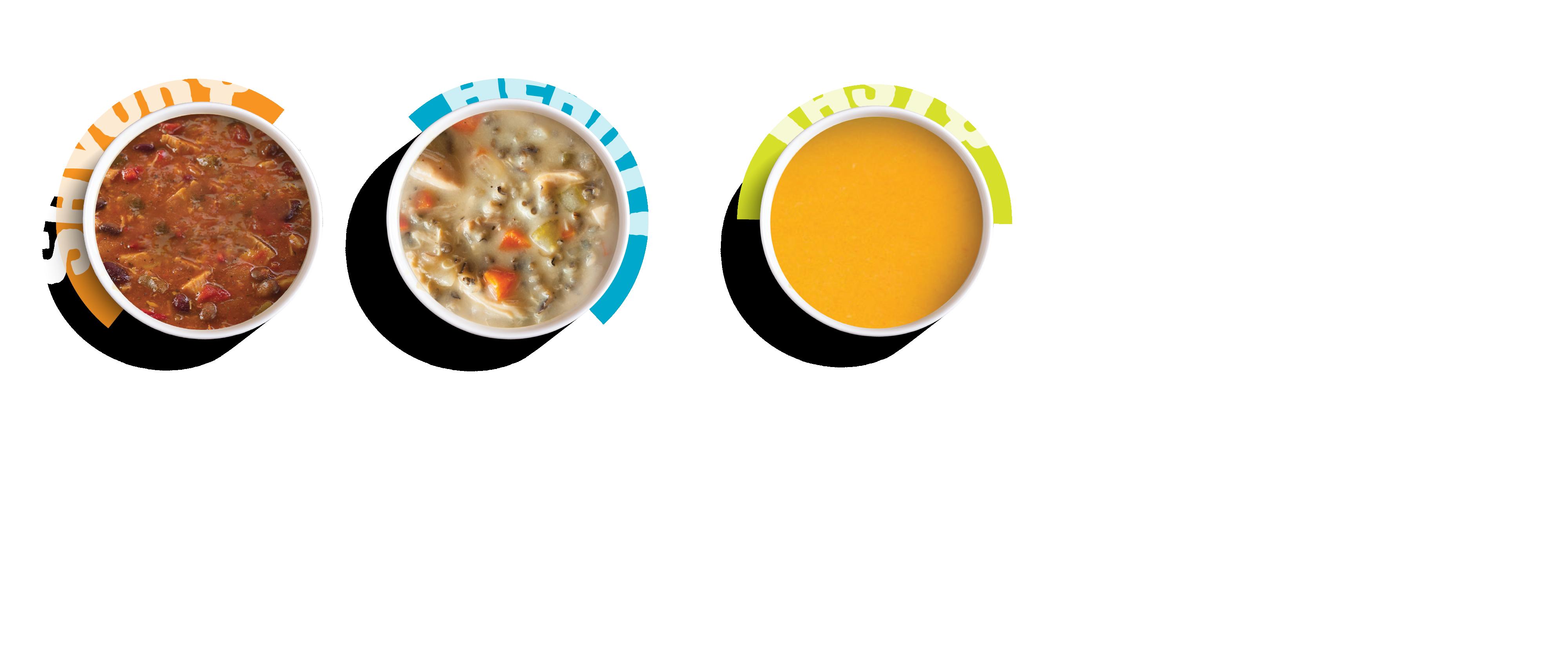 Milio's Soup Bowls